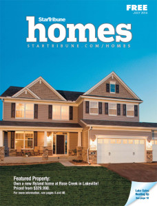 Star Tribune July Homes Magazine