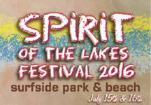 Spirit of the Lakes 2016